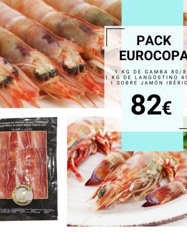 pack de mariscos eurocopa